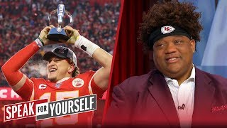 Patrick Mahomes is the reason Derrick Henry struggled vs Chiefs -Whitlock | NFL | SPEAK FOR YOURSELF