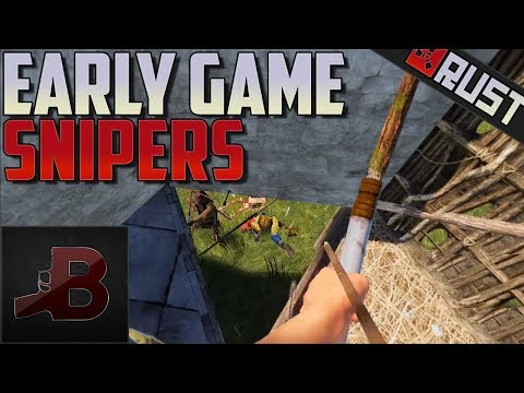 Early Game Stream Snipers - Rust thumbnail
