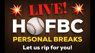 HOFBC TOPPS SERIES 2 CASE BREAK #1