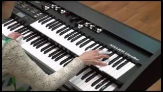 4.Одним Пальцем Ручної Стрибки (Джаз, Техніка Гри На Органі)