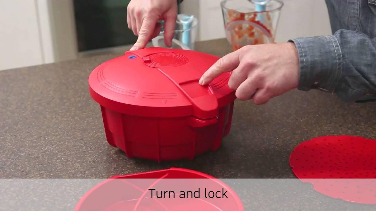 prestige microwave pressure cooker social media