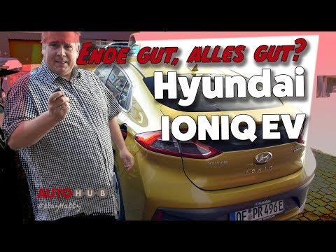 Hyundai IONIQ BEV - Habby Review