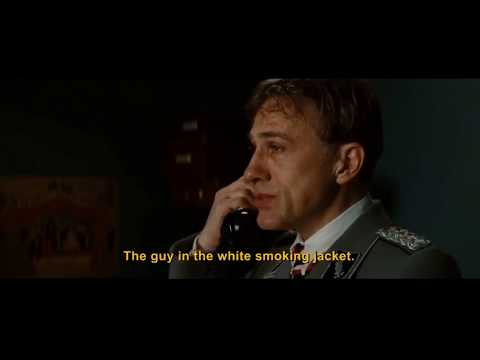 Inglorious Basterds - Best Aldo Insult Scene