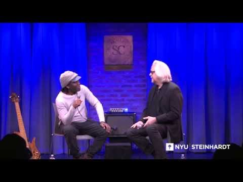 Conversations with Richard Bona