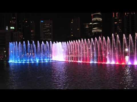 Kuala Lumpur musical fountains