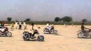 pakistan motorcycle race gujrat