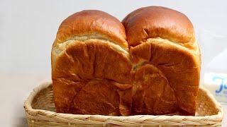 [Eng]노버터 생크림 식빵 만들기 (Milk Brea…