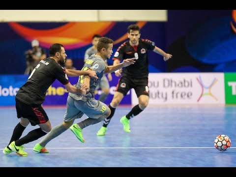 Al Dhafra vs Al Rayyan (AFC Futsal Club Championship 2017 – Quarter-Finals)