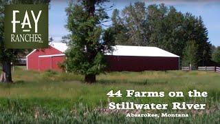 44 Farms, Montana Farm For Sale