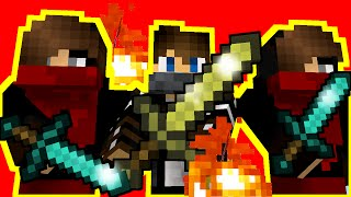 Monster School: Catching the Thief (Minecraft Animation)