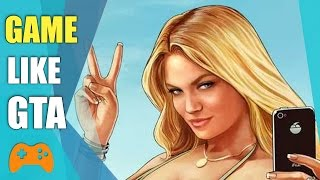 Top 8 Best Games Like Grand Theft Auto (GTA) - Similar Game to GTA V