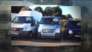 Used Vans Poole Dorset, Ford Commercial Vehicles For Sale