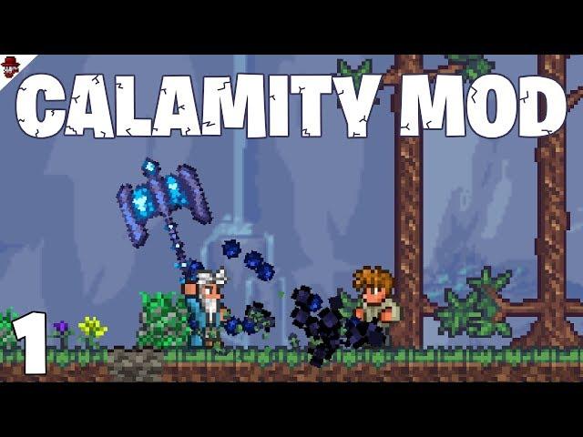 how do i install calamity mod