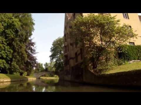 Kayaking in Cambridge