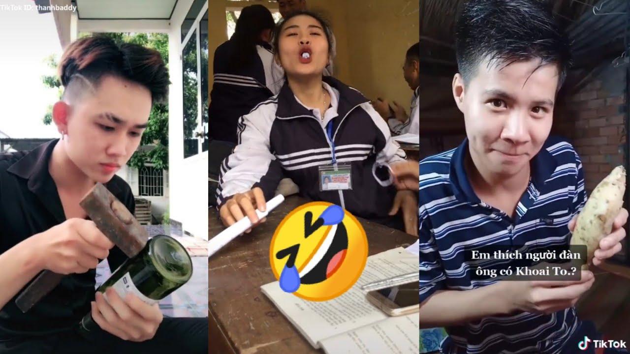 TikTok Việt Nam✔️ Trào Lưu Hot Frend: Nghe Nói Em Thích Một Người Đàn Ông...  Trào Lưu Hot TikTok