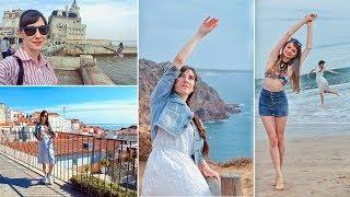 Чем ПАХНЕТ Португалия / Мужчины / Океан / Край ЗЕМЛИ