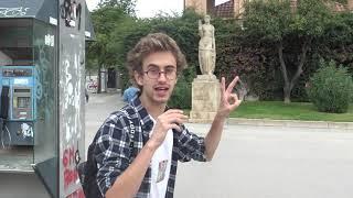 La universitat, en català!