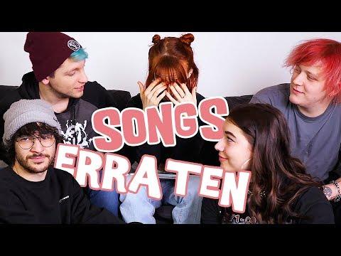 Songs RÜCKWÄRTS erraten