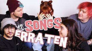 Songs RÜCKWÄRTS erraten mit Rezo, Jana, Toni & Nia.