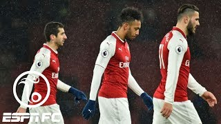 Arsenal embarrassed by Manchester City 3-0 at home | ESPN FC