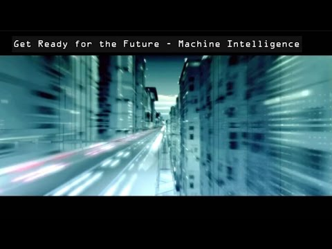 Get Ready for the Future - Exponential Machine Intelligence Mega-trend towards Singularity