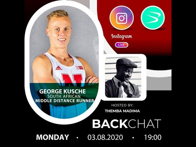 BackChat ep33 with George Kusche