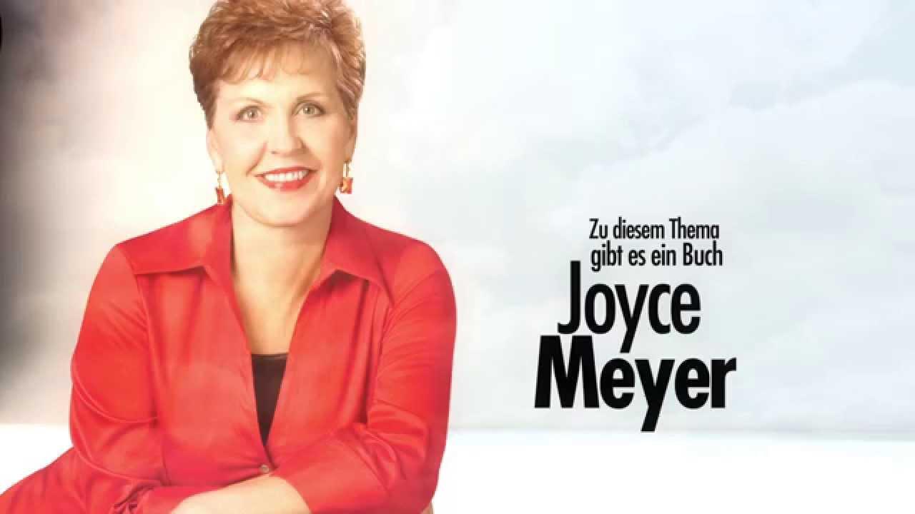 Joyce Meyer Bücher