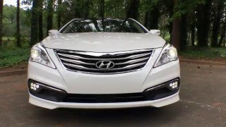 Best Detailed Walkaround 2016 Hyundai Azera Limited