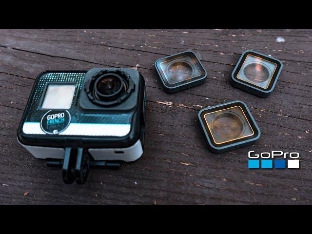 Comparatif Objectifs de remplacement GoPro