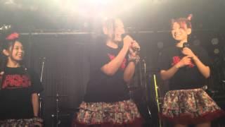松山サロンキティ20周年ライブにて ひめキュン、nanoCUNE、AiCune、フ...