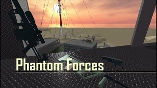 Phantom Forces Live Stream | Roblox #12 | BEST MUSIC | [ROAD TO 100 - 500 SUBS]