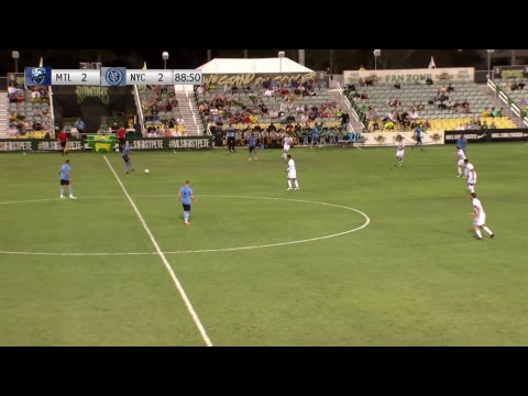 2018 Rowdies Suncoast Invitational - Montreal Impact vs. New York City FC