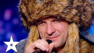 Вячеслав Горячкин - Україна має талант-7 - Пятый кастинг в Киеве - 04.04.2015