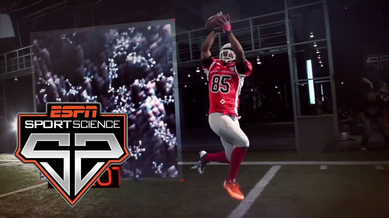 What Nfl Players Bodies Encounter During A Game Sport Science Espn Archives Youtube