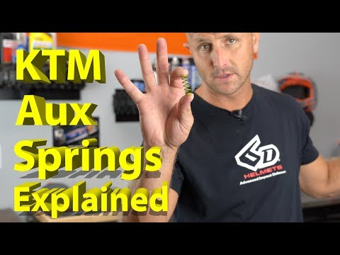 KTM 2 stroke Auxiliary Springs | Power Valve Springs | Which one do I like best?