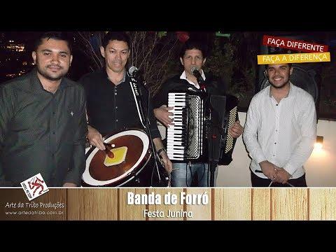 Banda de Forró agita Festa!