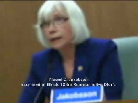 Review of Illinois Legislature Debates for 52nd Senate District 2012 Part One (of two)