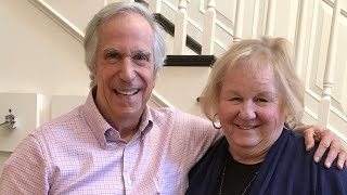 "Henry Winkler and Lin Oliver Reading from ""Lights, Camera, Danger!"" hosted by Michael Ordoña"