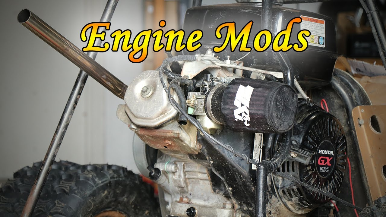 Go Kart Engine Build: Performance Mods