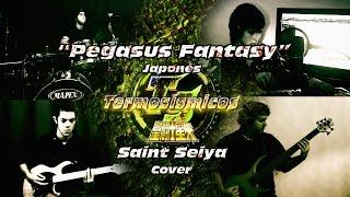 Saint Seiya: Pegasus Fantasy- 聖闘士星矢 Cover por Termosismicos