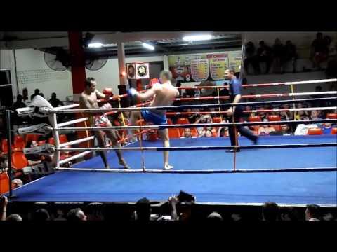 Fabian Hundt Patong Boxing Stadium 19.11.16