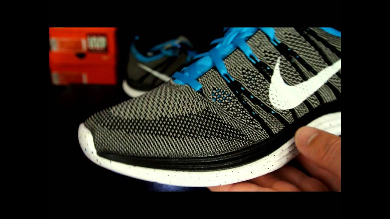 79cb313f294 Nike Flyknit One+ Black/ White/ Light Charcoal - Teal