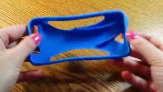 Чехол накладка для iphone 6 силиконовый для усиления звука