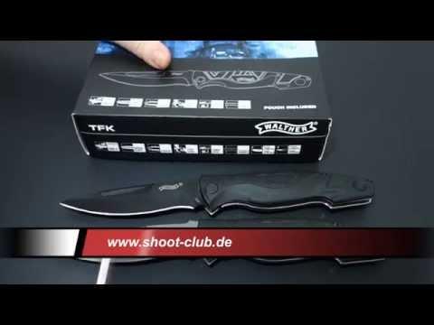 Umarex Walther TFK Modell 2014 vs. Modell 2015 EDC Gear Werkzeug Multitool