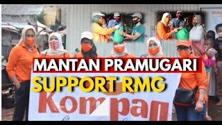 MANTAN PRAMUGARI GARUDA SUPPORT RMG...!!!