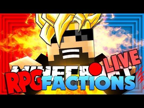 Minecraft: RPG Factions   WAR TOURNAMENT!! [9]