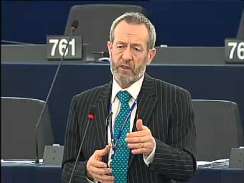 Sean Kelly MEP speaking on EU-Iraq partnership