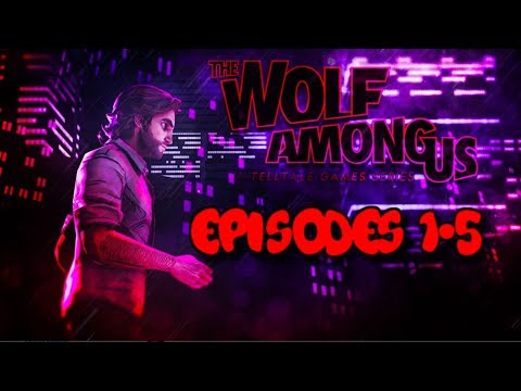 WOOF- I Mean Wolf Among Us|Road to 1.8K SUBS| FIRST TIME PLAYING
