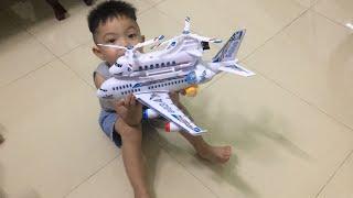 Máy bay 2 tầng