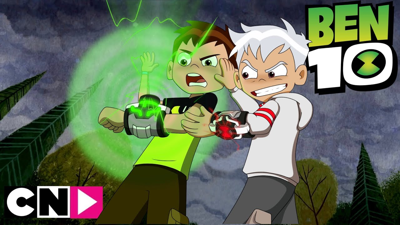 Ben 10 Reboot Season 4 Episode 14